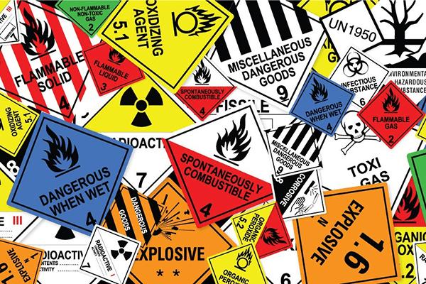 Dangerous Goods Training Courses